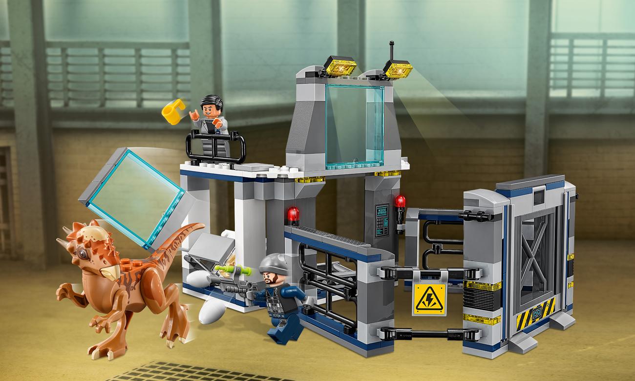 LEGO Jurassic World Ucieczka z laboratorium