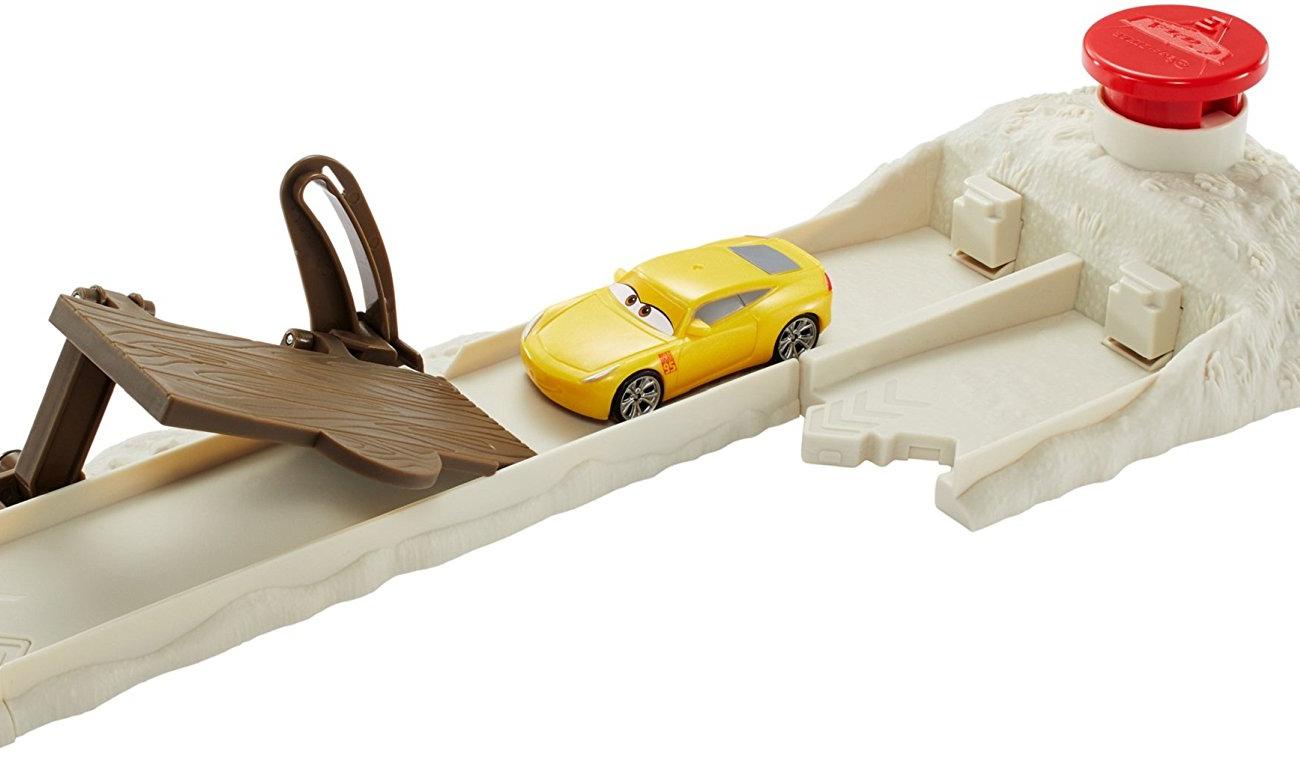 auta 3 cruz ramirez zabawka