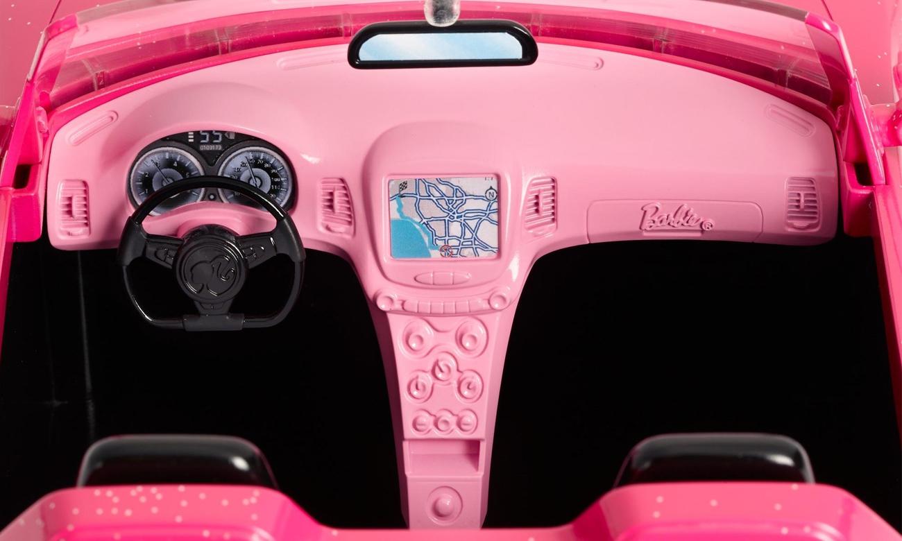 Barbie samochód