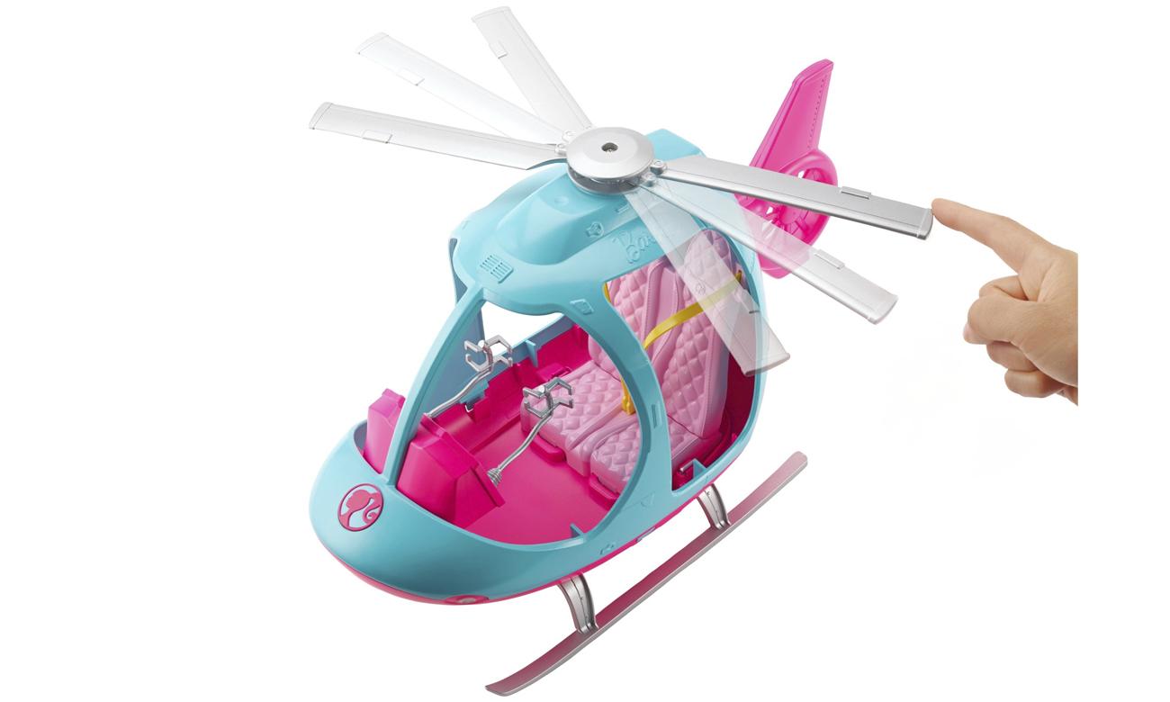 helikopter dla lalki barbie