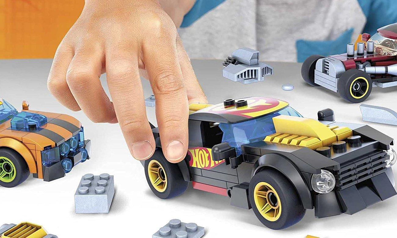 Mega Construx Twin Mil od Hot Wheels