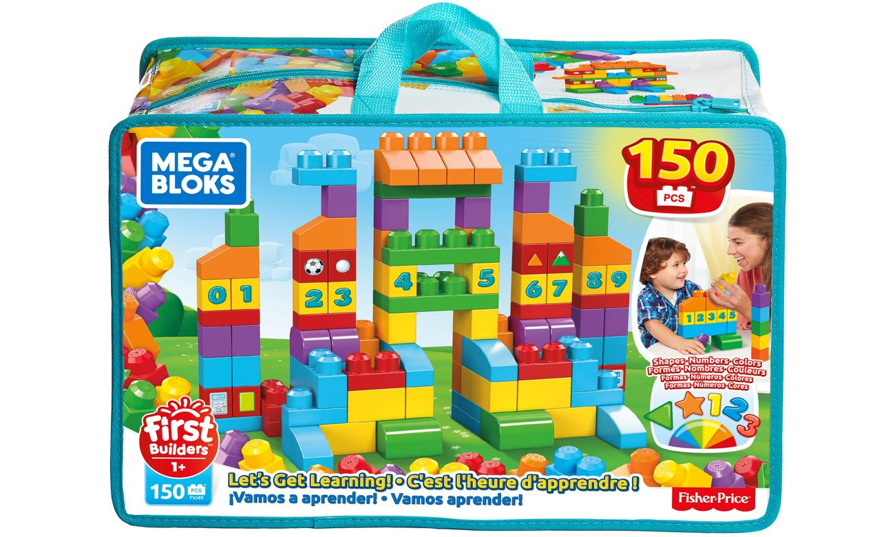 Mega Bloks 150 elementów
