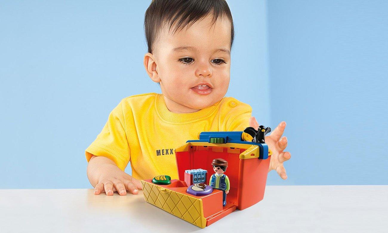 Playmobil stragan maluchów