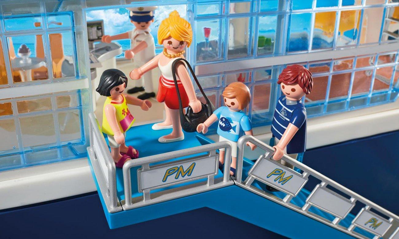 statek wycieczkowy z playmobil