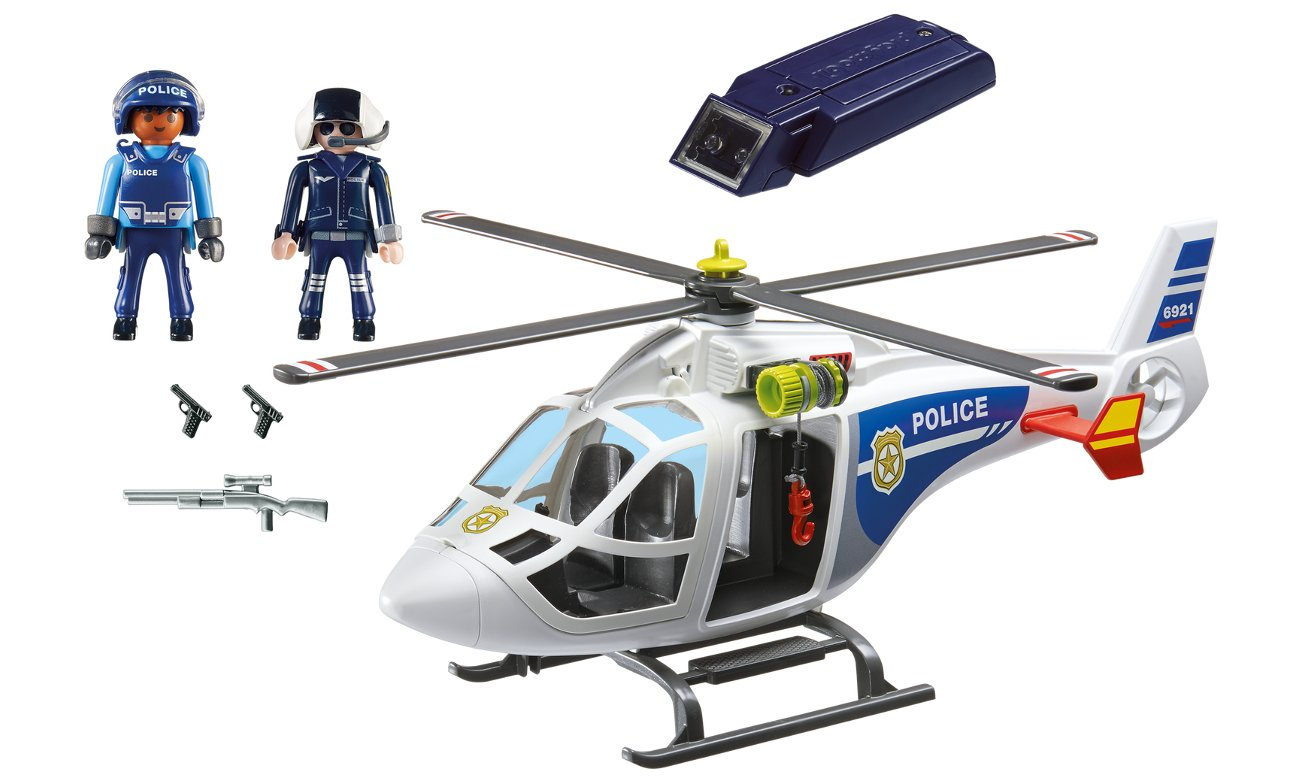 Playmobil helikopter 6921