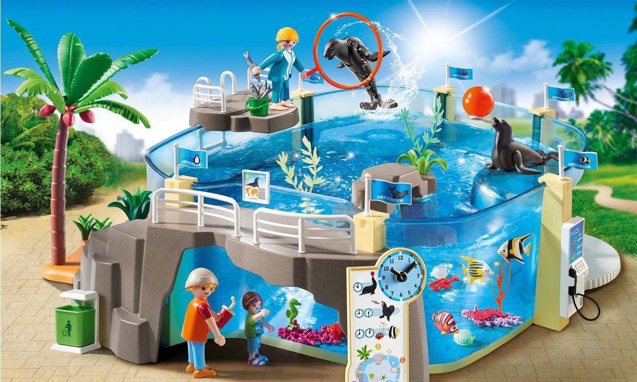 Playmobil Oceanarium 9060
