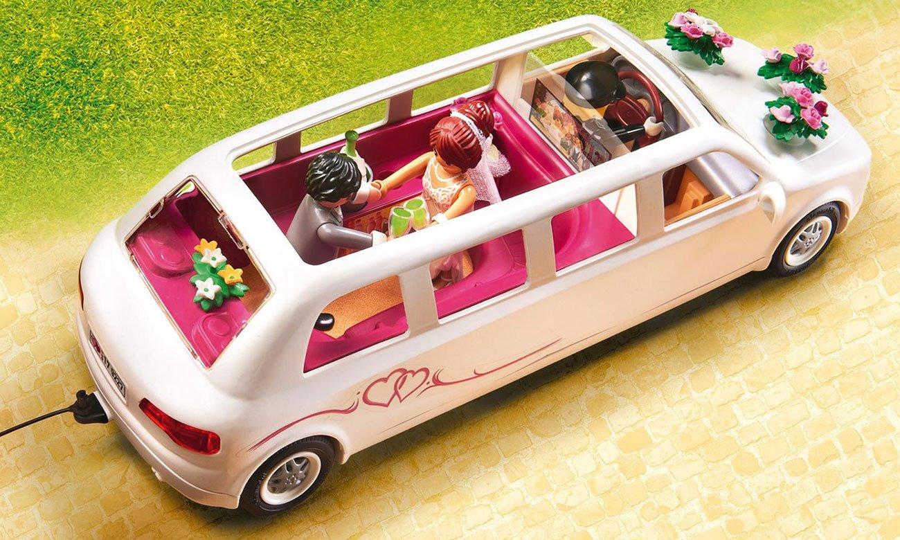 Playmobil ślubny samochód