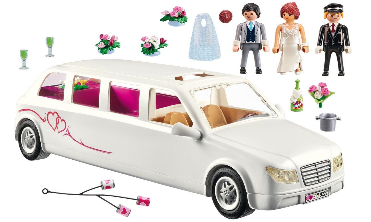 limuzyna do ślubu playmobil