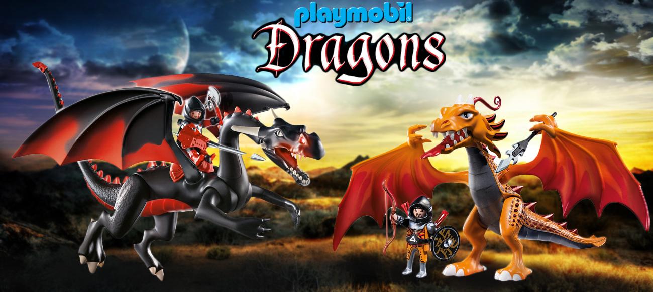 Klocki PLAYMOBIL® Dragons