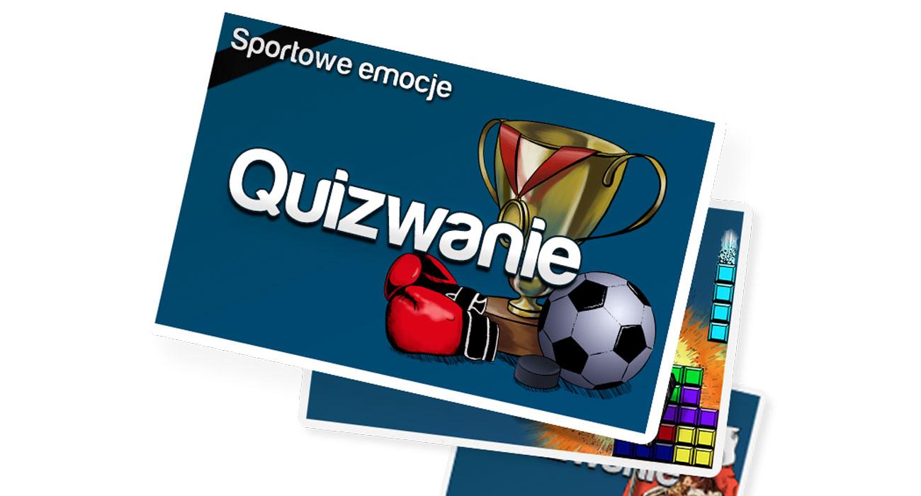 Gra edukacyjna quiz Quizwanie Ravensburger 272402