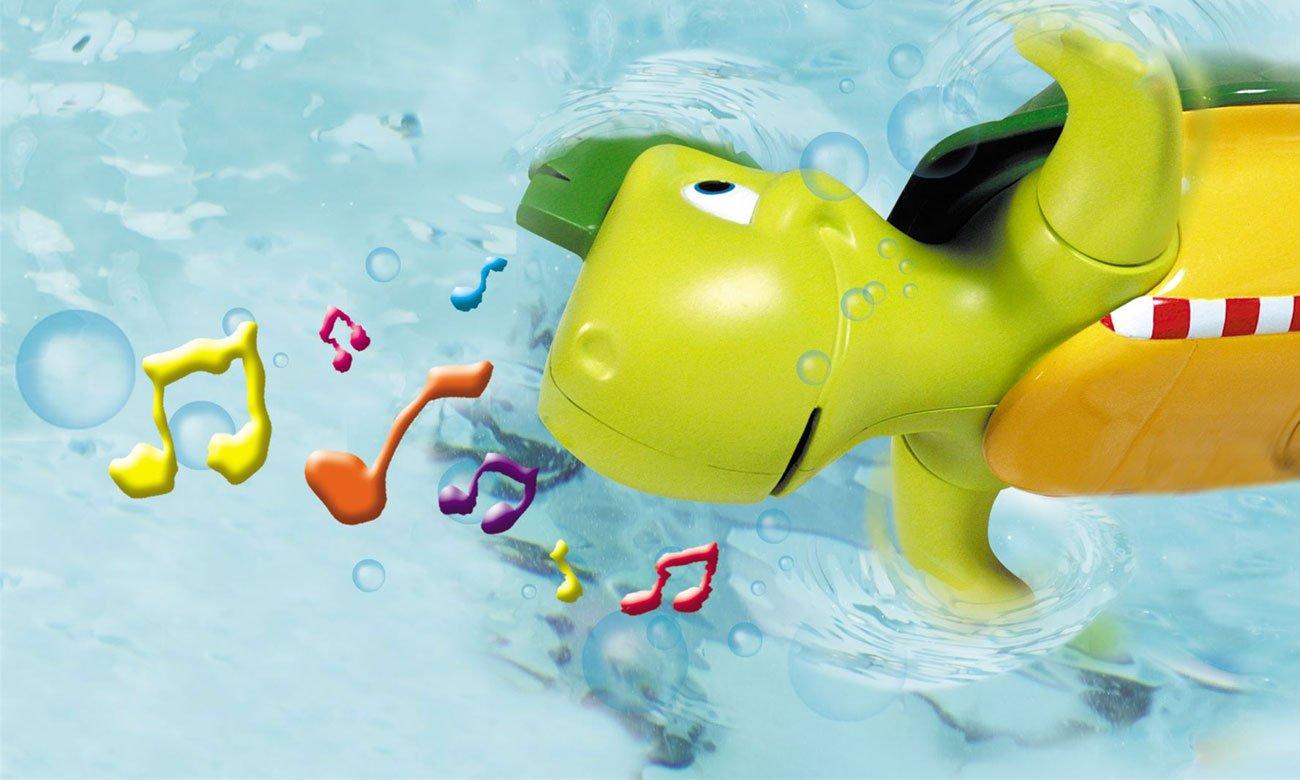 Tomy Pływający Żółw Śpiewak E2712
