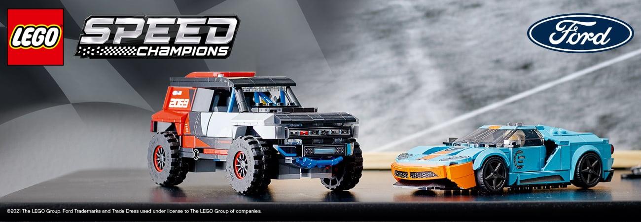 lego speed champions zestawy