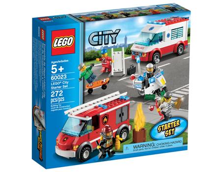 Lego City Zestaw Startowy Klocki Lego Sklep Internetowy Alto