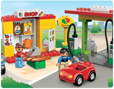 Lego Duplo Stacja Paliw Klocki Lego Sklep Internetowy Alto