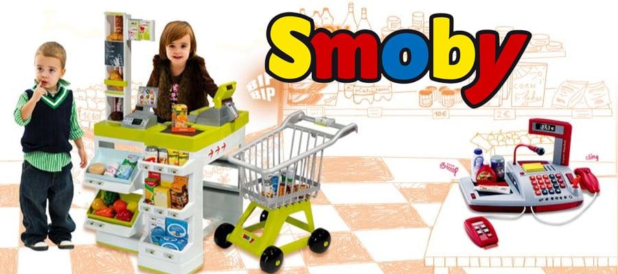 fc2b065f668c19 Smoby Supermarket z wózkiem i akcesoriami - AGD dla dzieci - Sklep ...