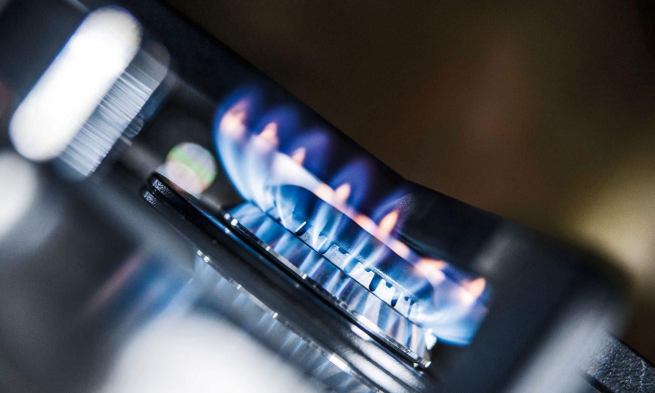 Zapalarka gazu w pokrętle w płycie Amica IN9610GCW
