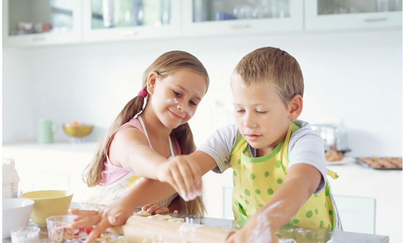 Zabezpieczenie przed dziecmi w Beko HII64401AT