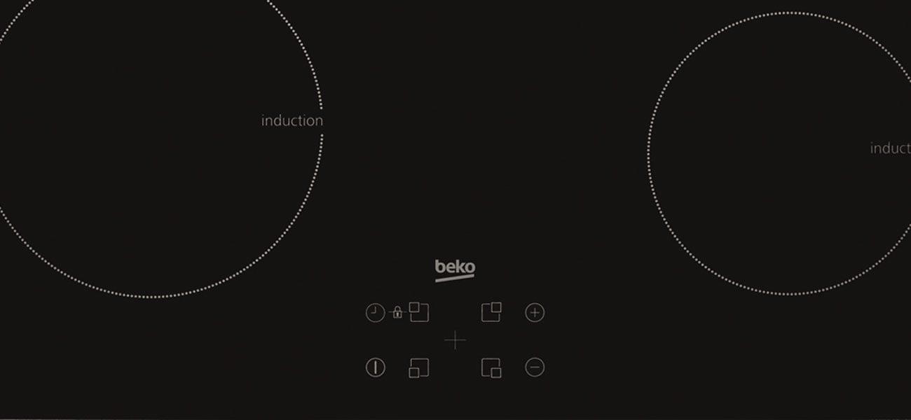 Sterowanie dotykowe w Beko HII64401AT