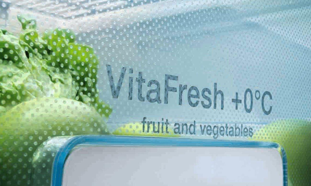 Komora VitaFresh w lodówce Bosch KGV39VL31