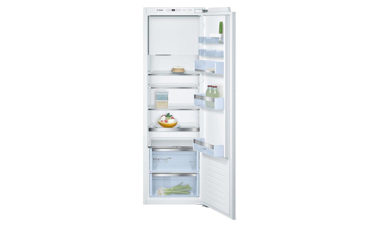 Alarm otwartych drzwi w lodówce Bosch KIL82AF30