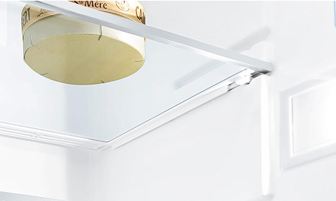 Oświetlenie LED w lodówce Bosch KIN86KS30