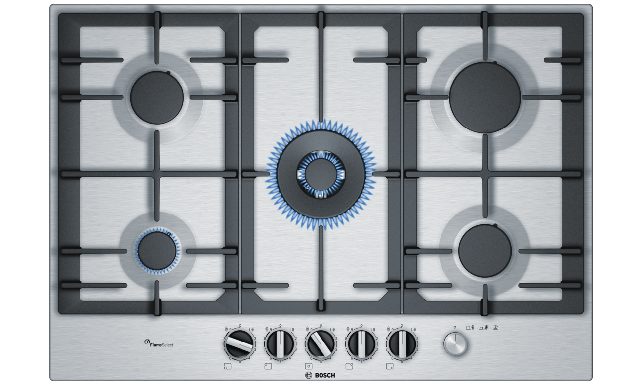 Ruszty żeliwne w Bosch PCQ7A5M90