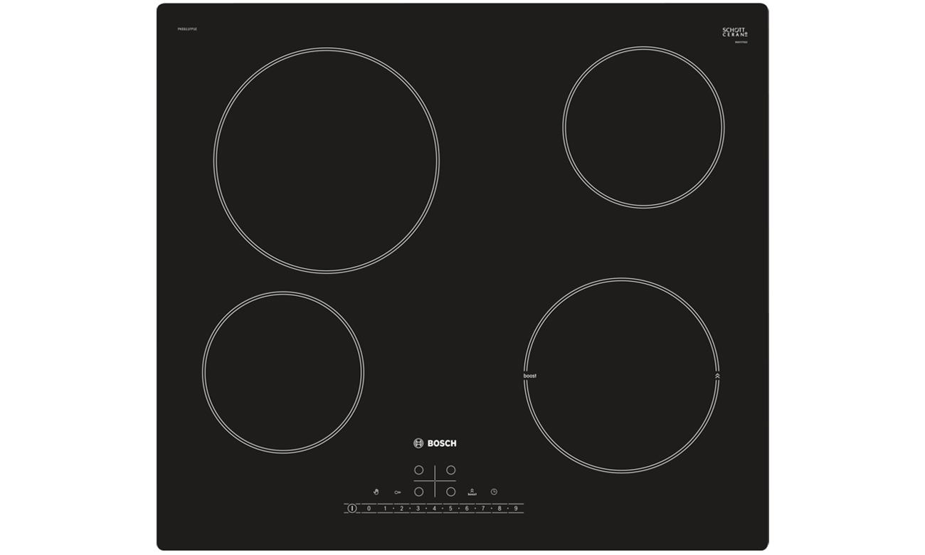Płyta ceramiczna Bosch PKE611FP1E