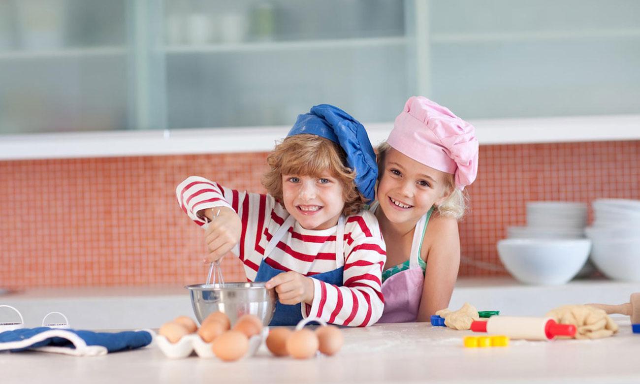 Zabezpieczenie przed dziećmi w Bosch PKF375FP1E