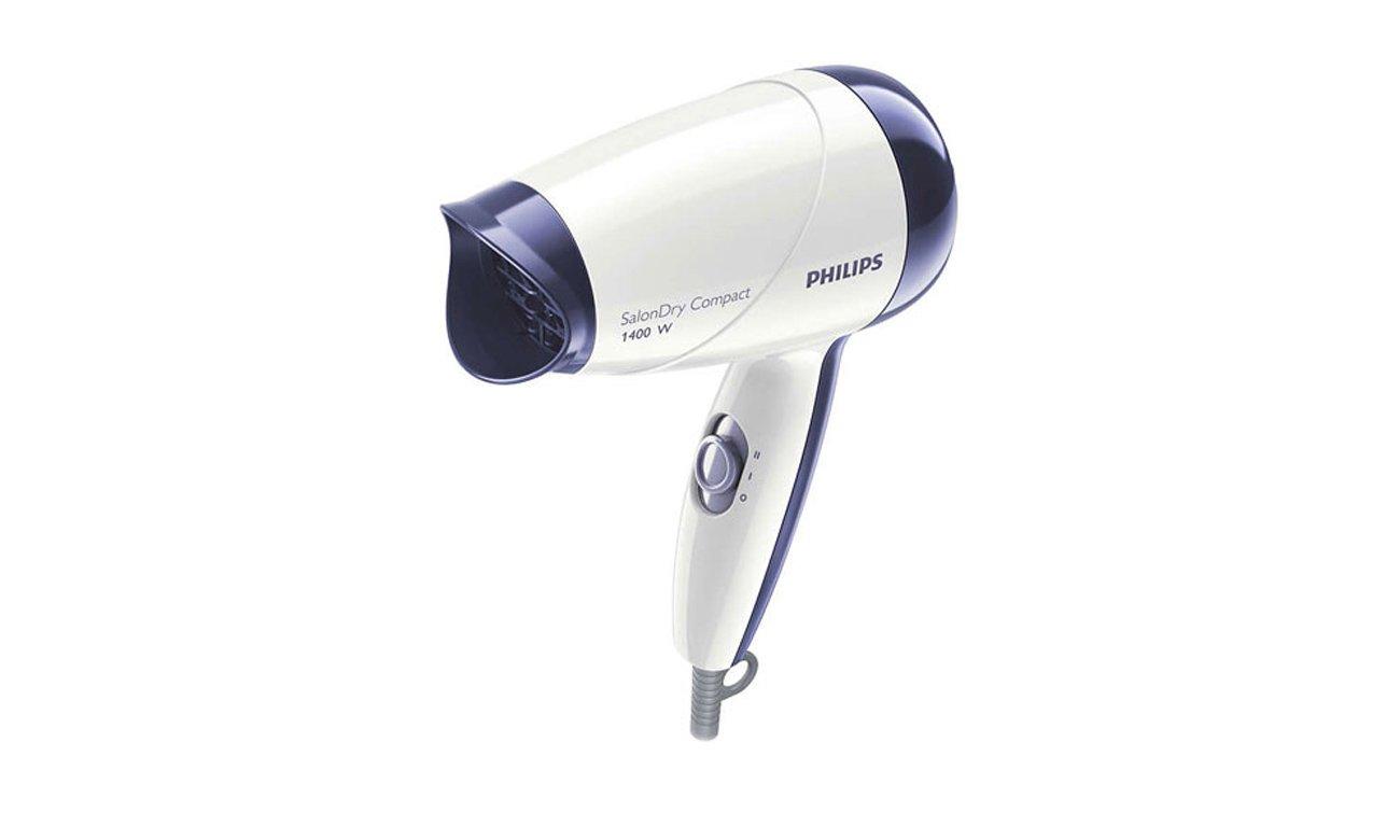 duża moc suszarki do włosów Philips SalonDry HP8103/00 1400W