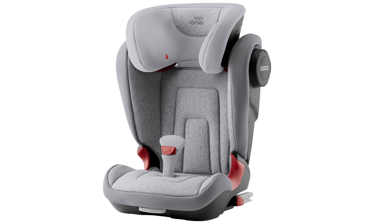 Fotelik samochodowy Britax-Romer KIDFIX 2 S Grey Marble