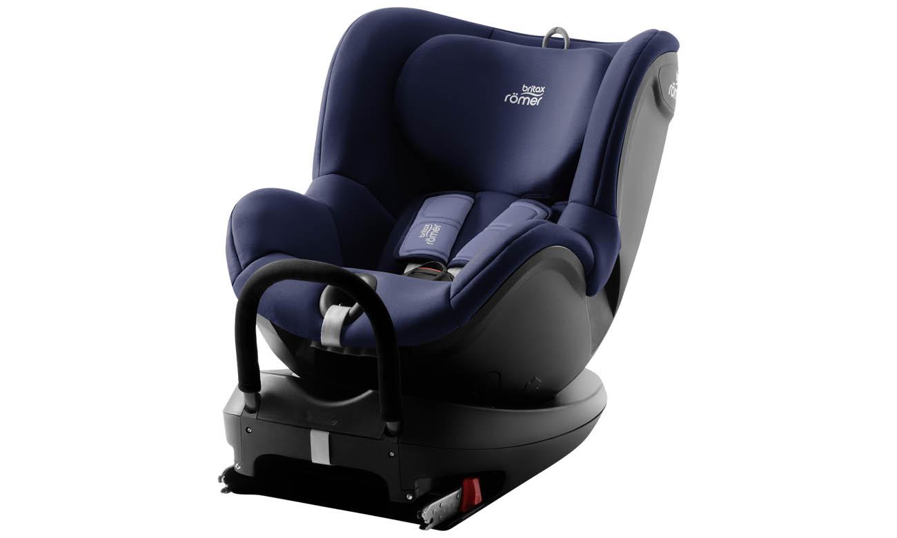 Fotelik samochodowy Britax-Romer Dualfix² R Moonlight Blue