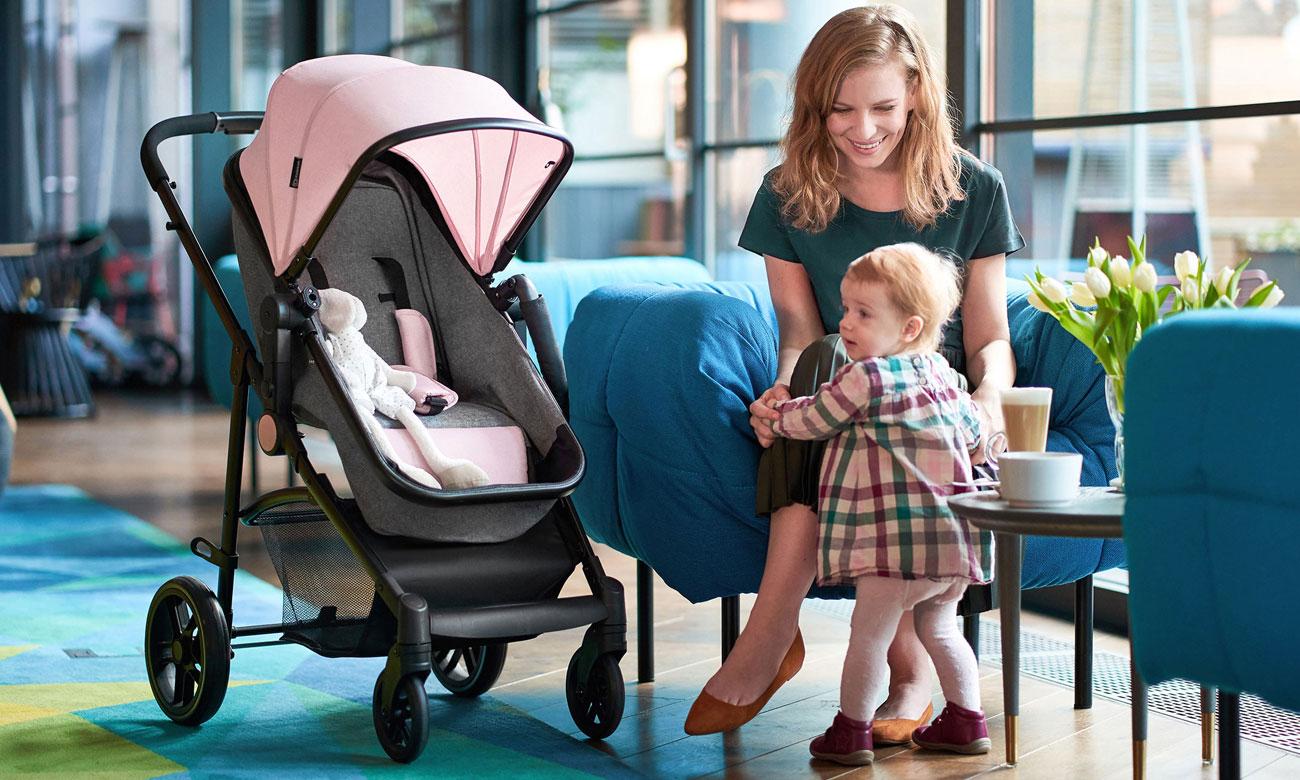 Wózek 2w1 KinderKraft Juli