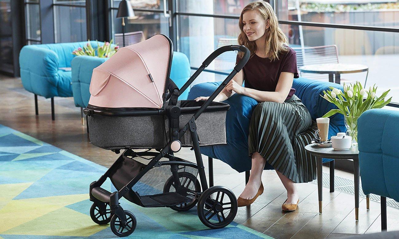 Wózek KinderKraft Juli 3w1