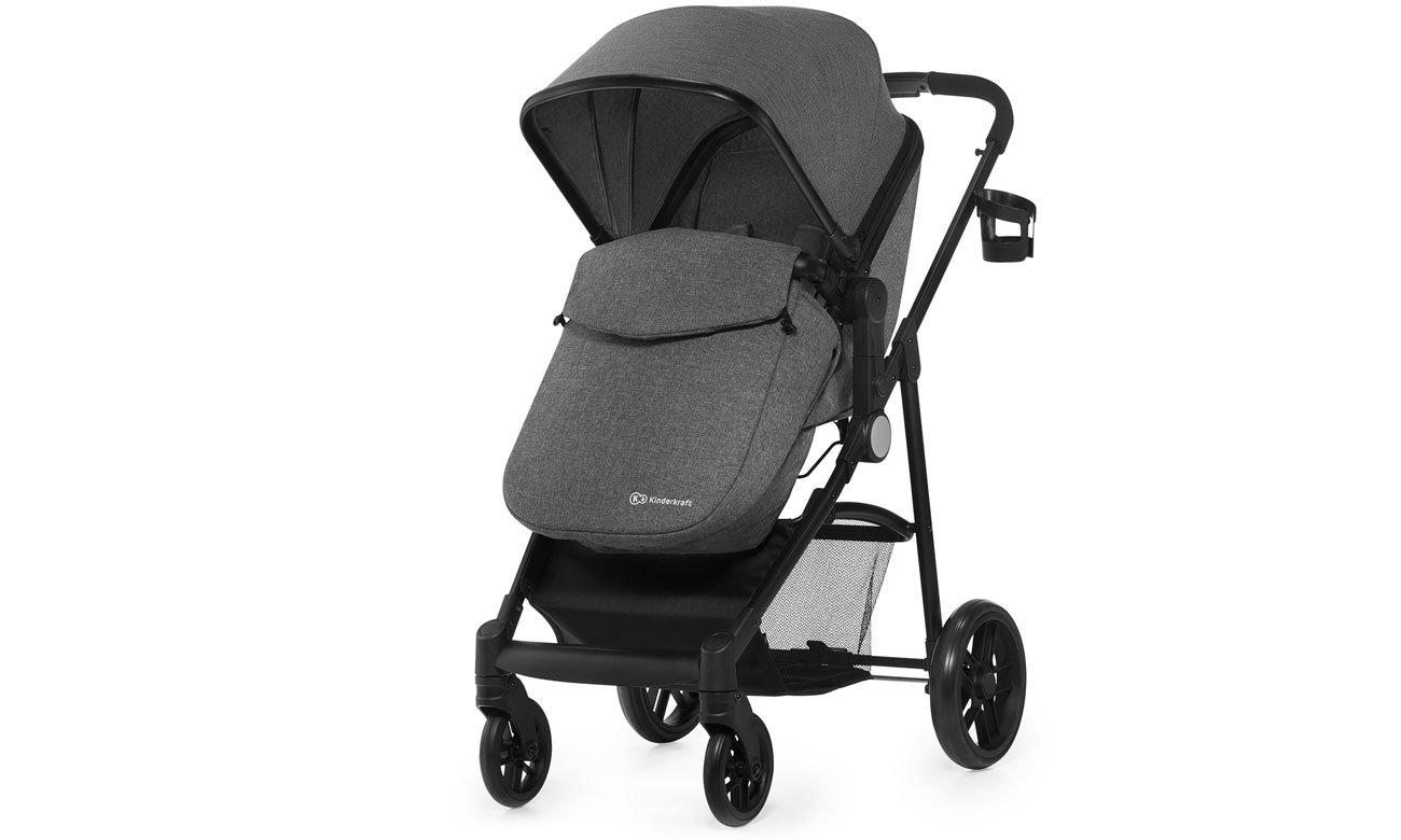 Wózek wielofunkcyjny KinderKraft Juli 3w1