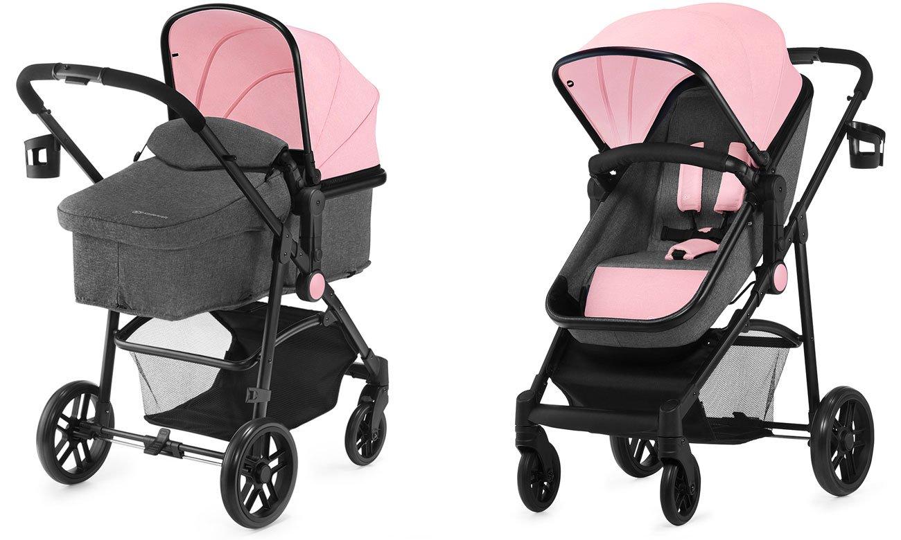 KinderKraft Juli 3w1 Pink