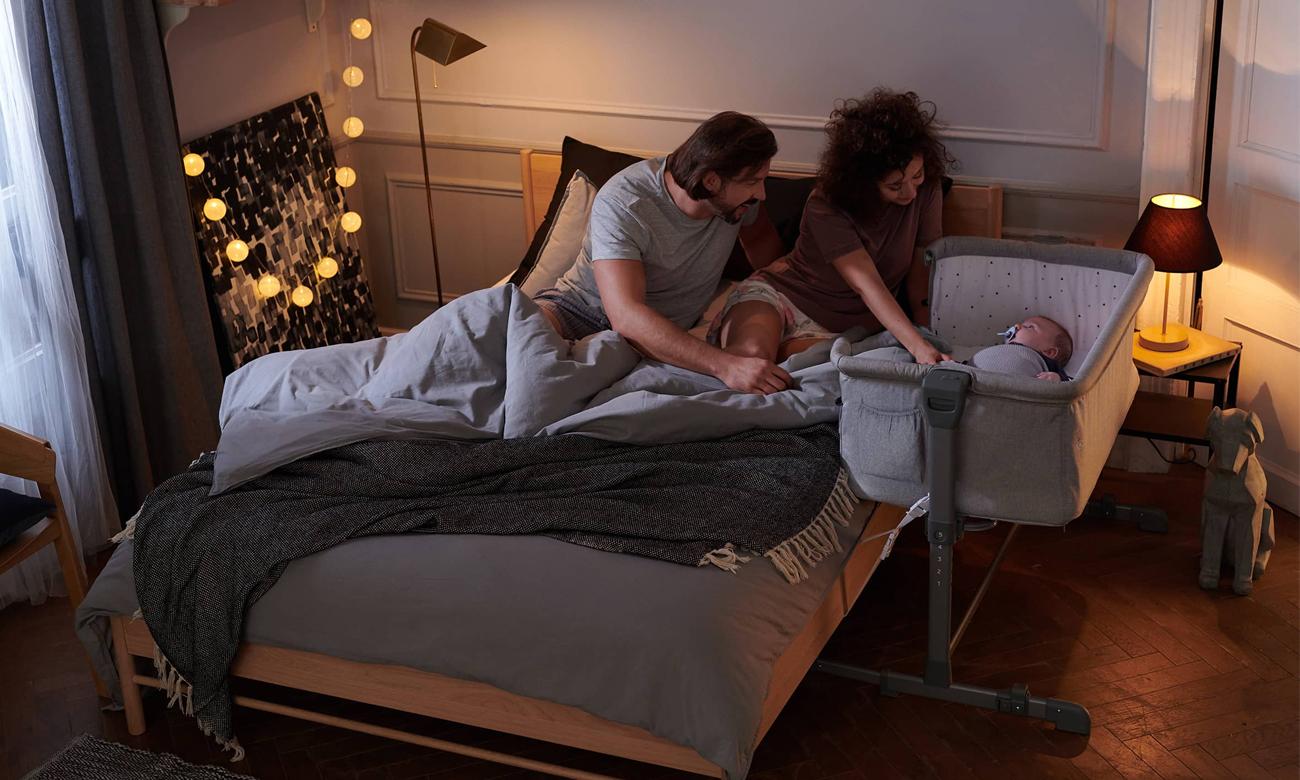 łóżeczko dostawne kinderkraft