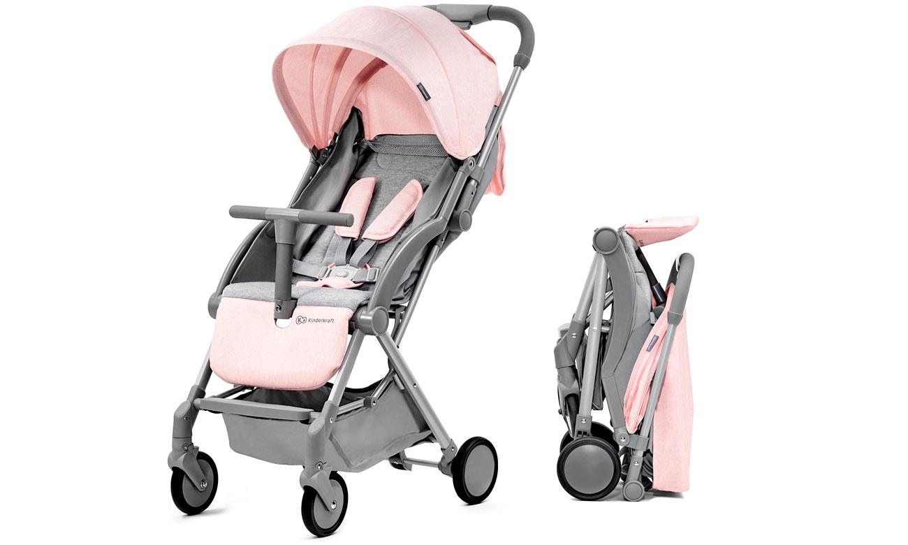Kinderkraft Pilot Pink