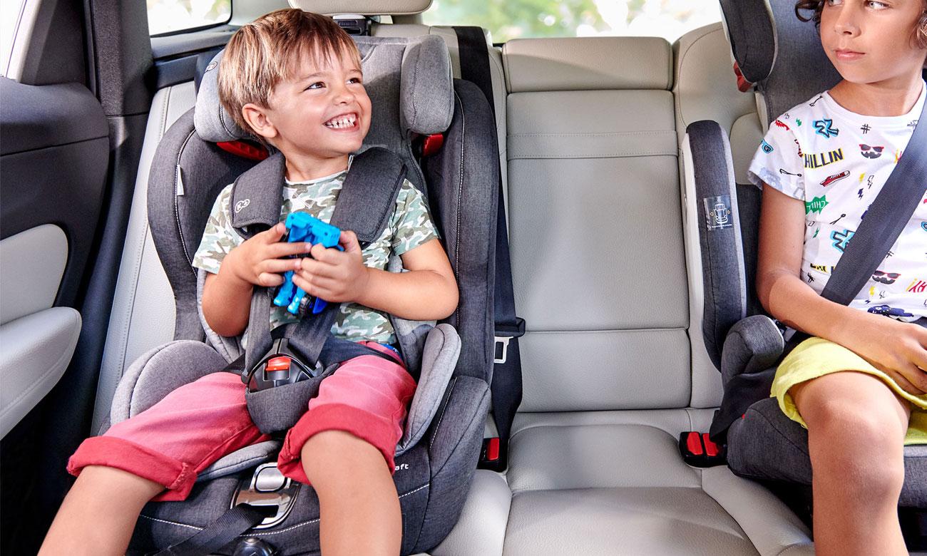 Fotelik samochodowy KinderKraft Safety-Fix