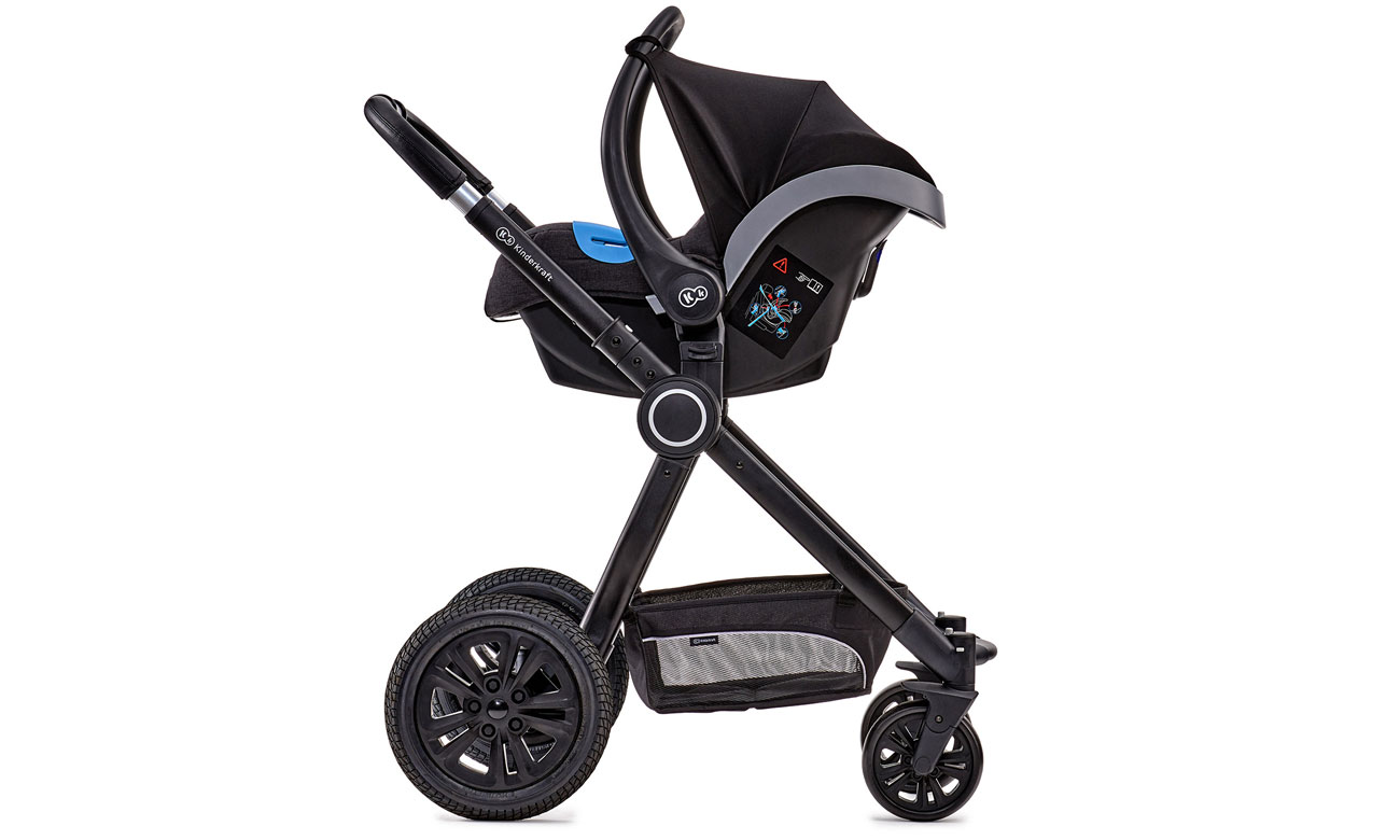 Wózek 3w1 KinderKraft Veo