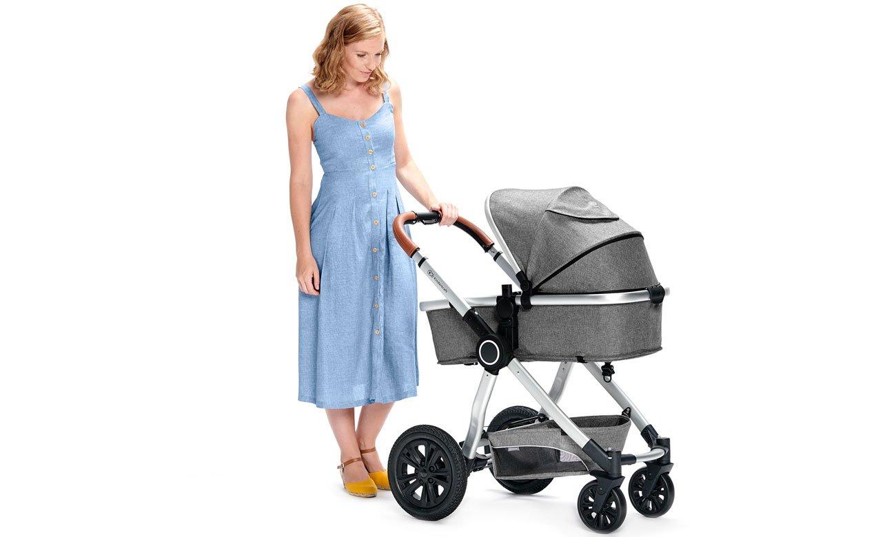 Wózek wielofunkcyjny KinderKraft Veo 3w1