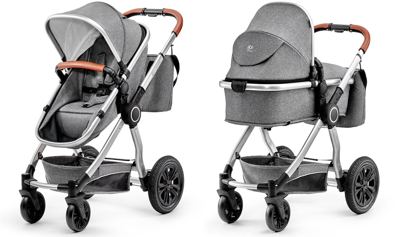 KinderKraft Veo 3w1 Grey