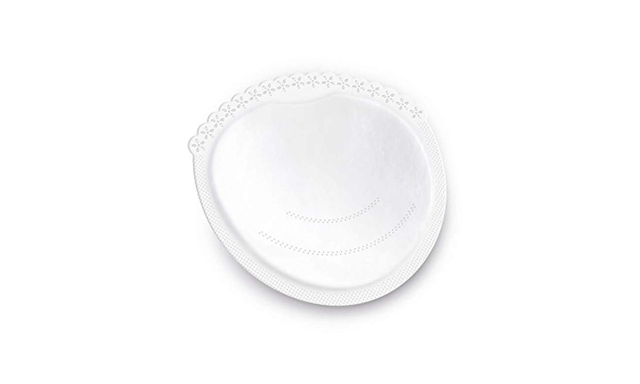 Wkładki laktacyjne pakowane oddzielnie Lovi Białe