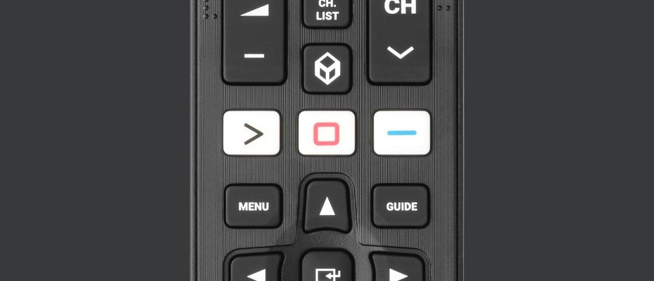 pilot zastępczy do telewizora Samsung One For All URC4910