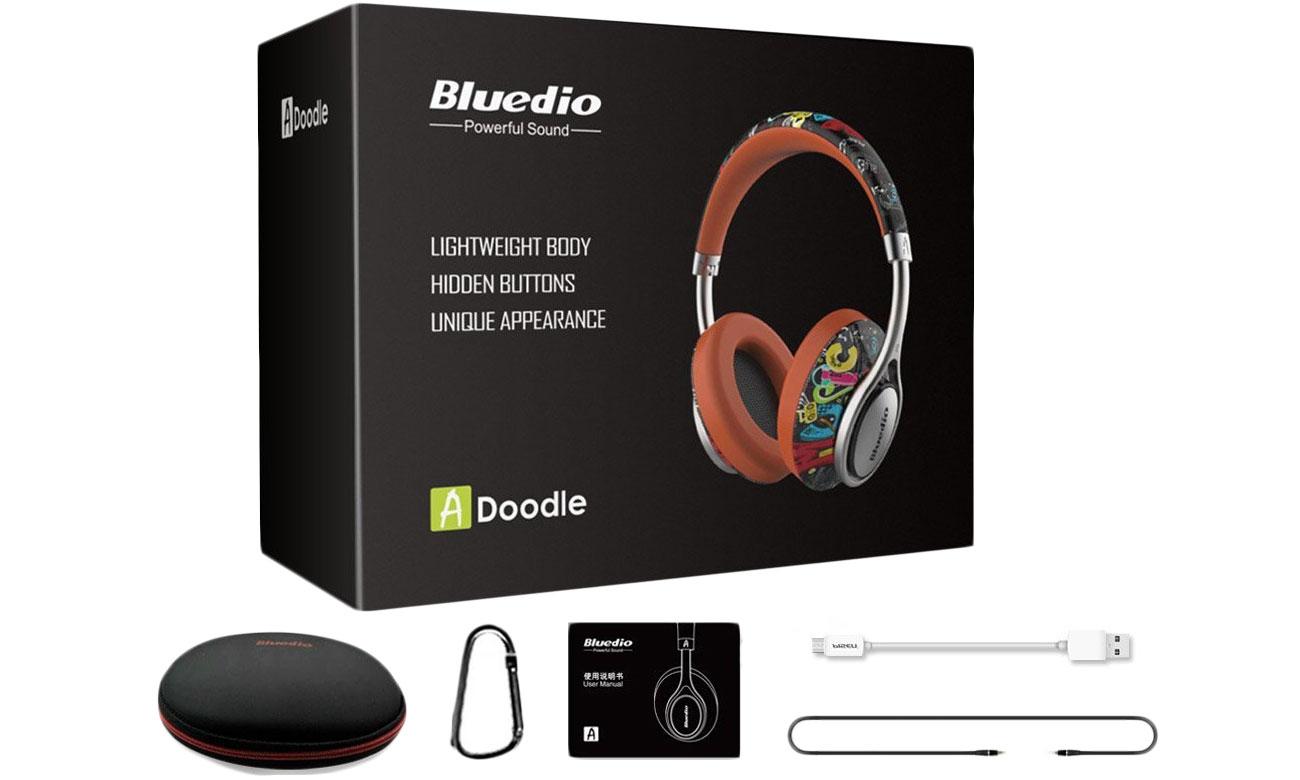 Akcesoria do słuchawek Bluedio B2-A2-DOODLE