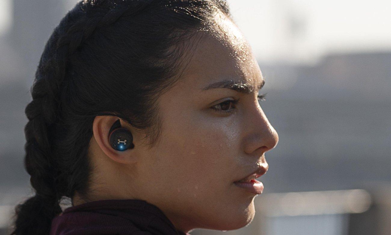 Słuchawki bezprzewodowe dla biegaczy JBL Under Armour Flash