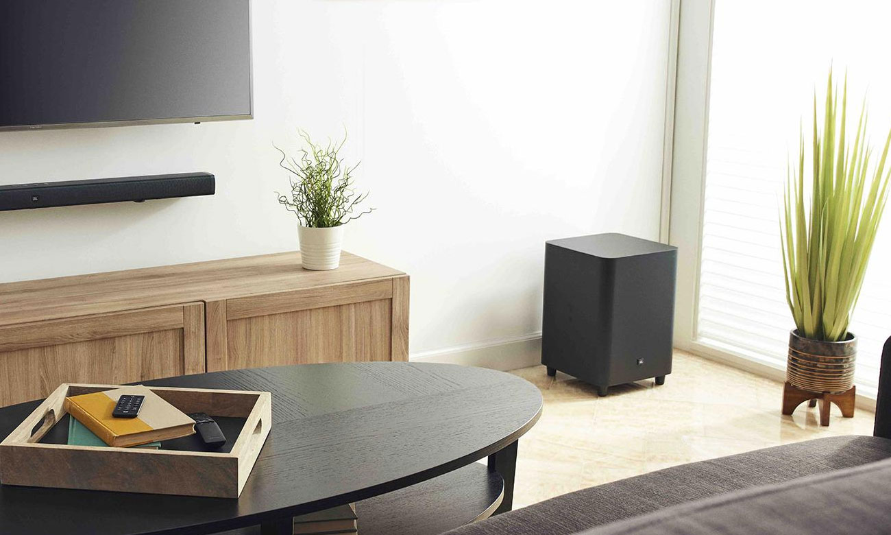 Listwa głośnikowa i subwoofer do tv JBL BAR 3.1
