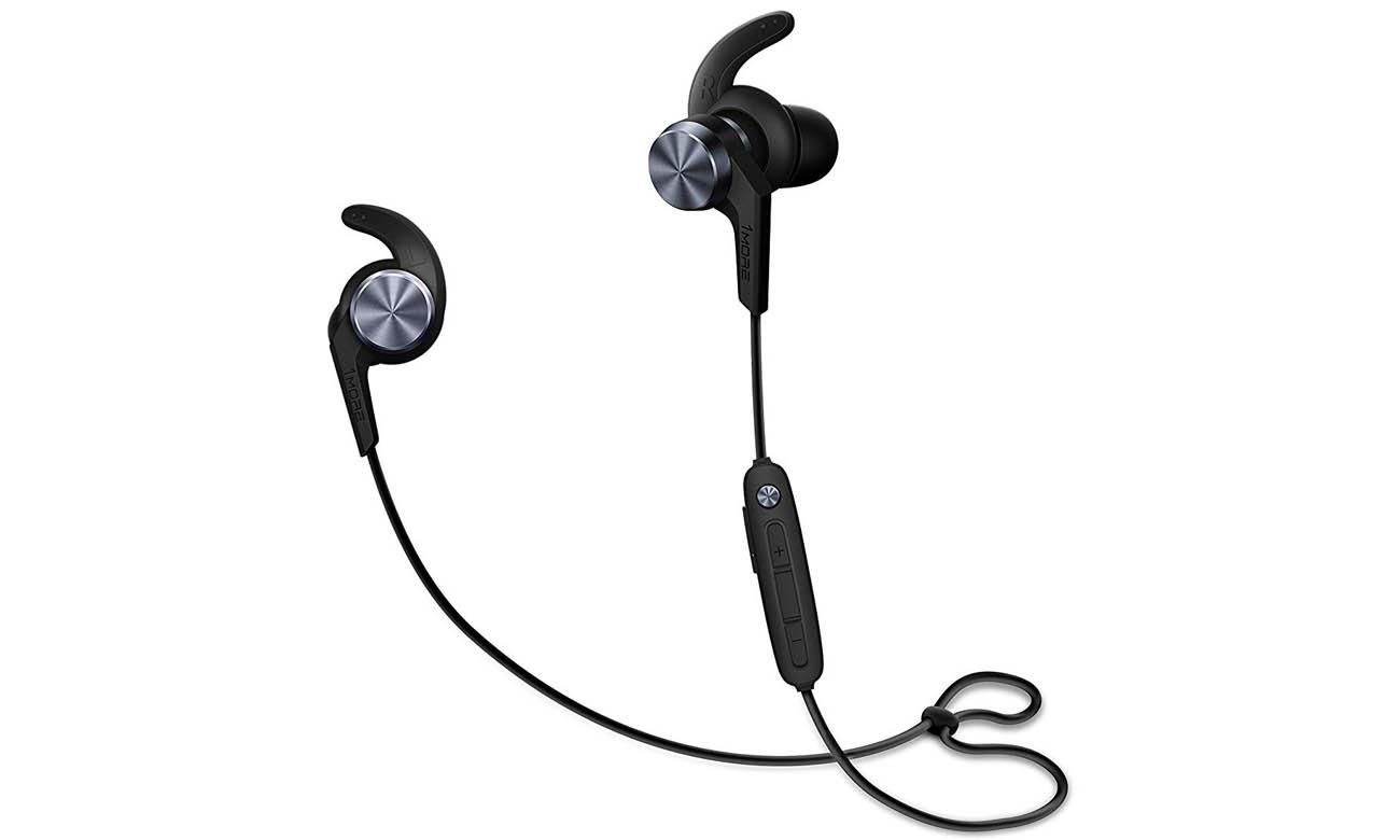 Słuchawki dokanałowe 1MORE iBFree Sport E1018 Bluetooth Czarne