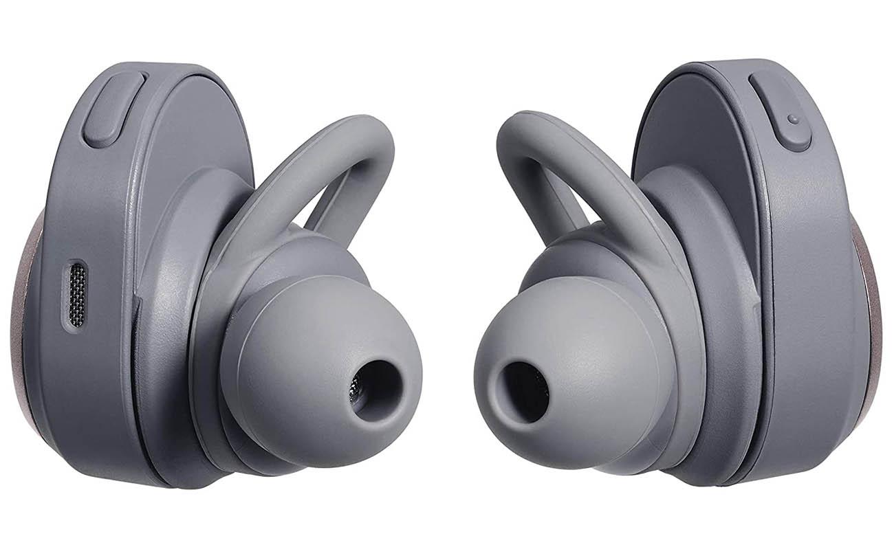 Słuchawki bezprzewodowe Audio-Technica ATH-CKR7TWG szare