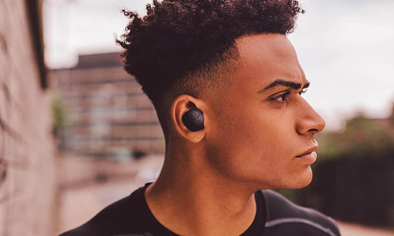 Słuchawki sportowe Audio-Technica ATH-SPORT7TWB