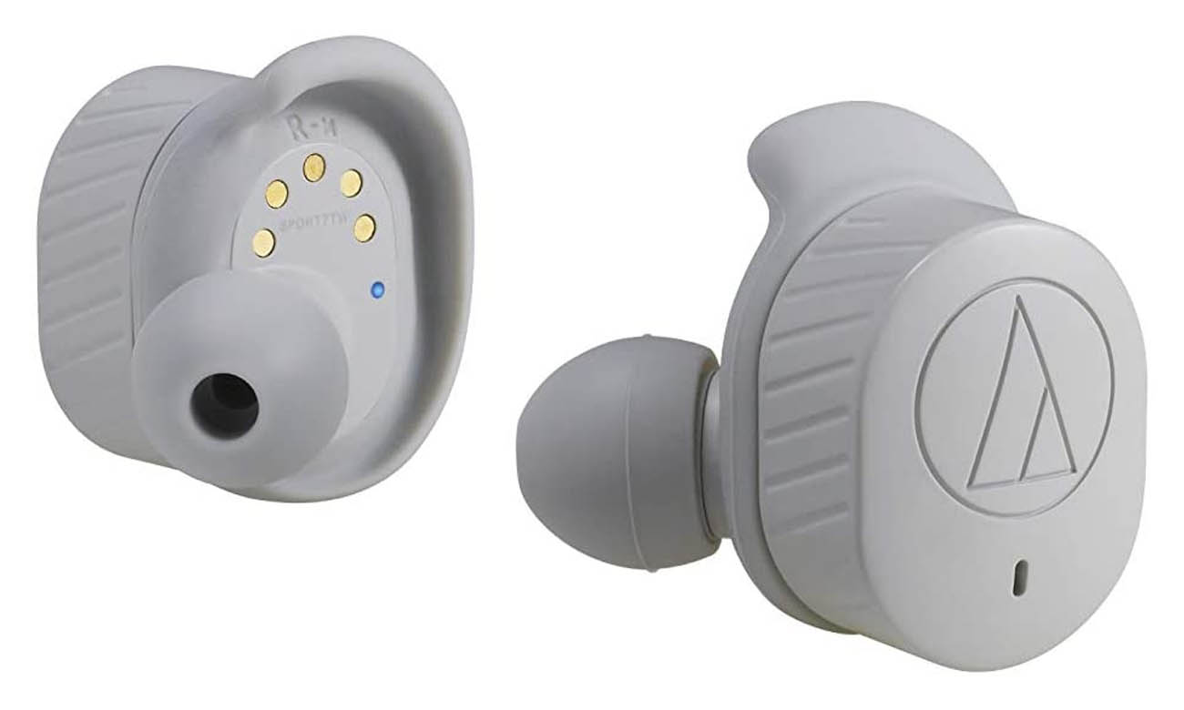 Słuchawki True Wireless Audio-Technica ATH-SPORT7TWG Bluetooth 5.0 opinie